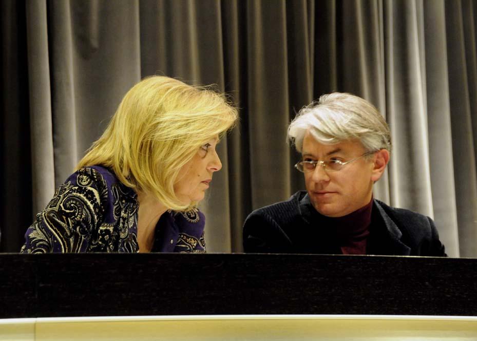 Elena Seller e Donato Di Zio - Ex Aurum, Pescara, 6 Febbraio 2011